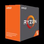 「Ryzen」シリーズのミドルレンジモデル「Ryzen 5」発売