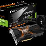 GIGABAYTE、水冷式「AORUS GeForce GTX 1080 Ti WATERFORCE Xtreme Edition 11G」を発表