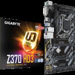 GIGABYTEからIntel Z370搭載の高品質マザーボード「Ultra Durable」3モデル
