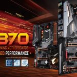 GIGABYTEから、Intel Z370チップセット搭載「GIGABYTE AORUS Z370シリーズ」5モデル