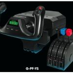 フライトシミュレーター用コントローラー「Logicool G」発売
