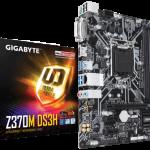GIGABYTE、1万円台前半で購入可能なMicroATXマザーボード「Z370M DS3H」を発売