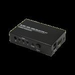 玄人志向がリモコン付属の4K HDR対応HDMIセレクター「KRSW-HDR318RA」を2月中旬に発売