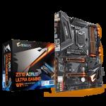 GIGABYTE、32GB Intel Optaneメモリー取付済マザーボード「Z370 AORUS ULTRA GAMING WIFI-OP」を発売