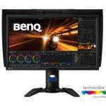 BenQ、映像編集向け27型WQHDカラーマネジメントディスプレイ「PV270」を発表