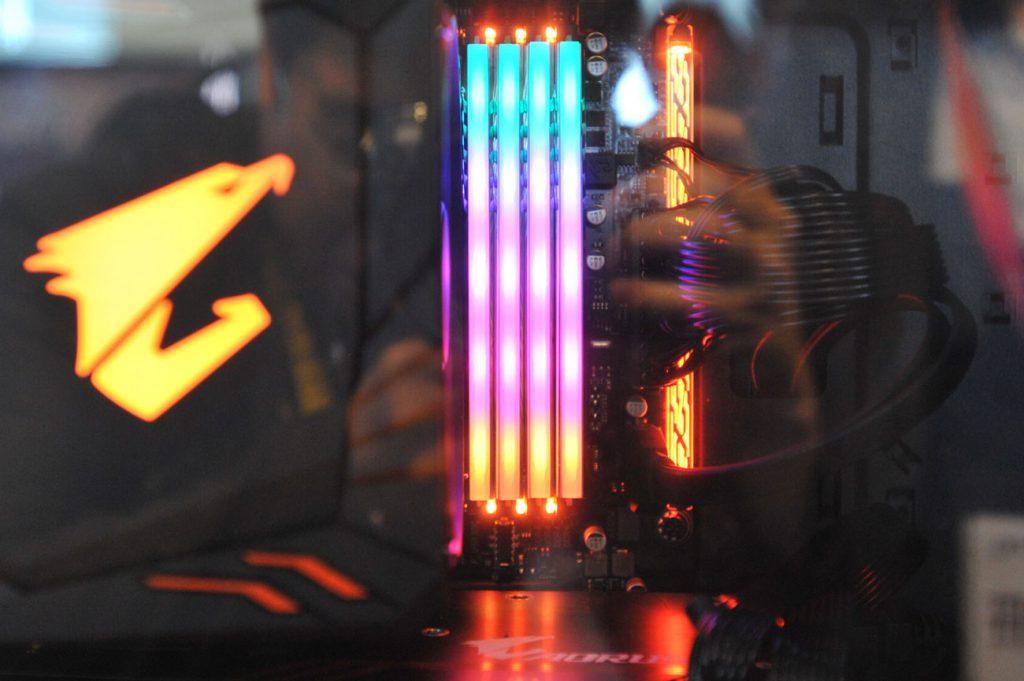 AORUS RGB Memory DDR4