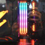 GIGABYTE、AORUSブランド初のメモリ製品「AORUS RGB Memory DDR4」を発表