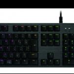 ロジクール、フラグシップゲーミングキーボード「G512」を発売