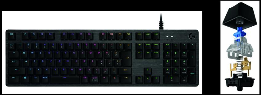 G512 Clicky