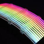 ディラック、世界初のRGBイルミネーション24pin電源ケーブル「Lian Li Strimer 24pin」 を国内発売を発表