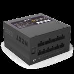 NZXT、出力電圧や消費電力をモニタリングできる80 PLUS Gold取得の電源ユニットを発売