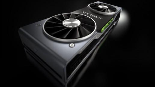 nVidia GeForce RTX 20シリーズ