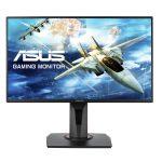 ASUS、1msの応答速度の144Hz対応ディスプレイ「VG258Q」を発売