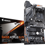 GIGABYTE、AMD Ryzen 2000対応のマザーボードを「B450 AORUS ELITE」発売