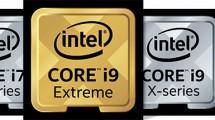 第9世代のIntel CoreおよびIntel Core X