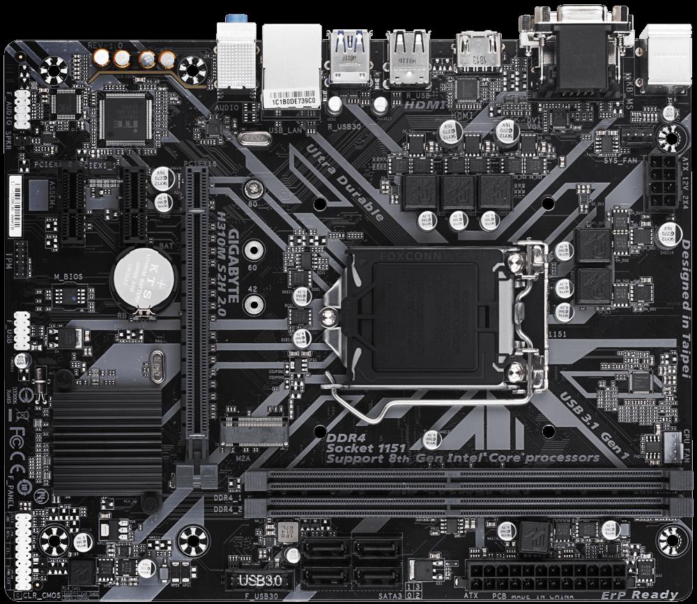 H310M S2H 2.0 Board