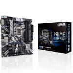 ASUS、豊富な保護機能で信頼性を高めたmicroATXマザーボード「PRIME Z370M-PLUS II」を発売