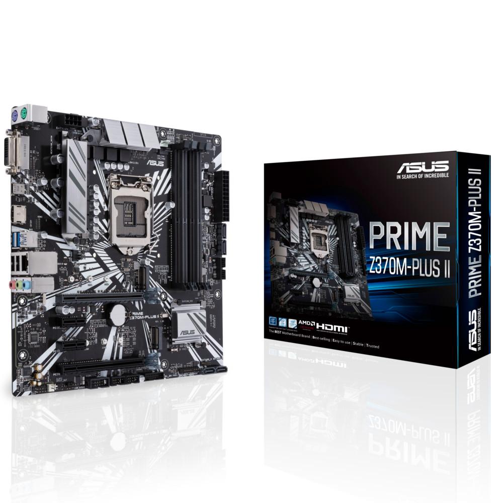 PRIME Z370M-PLUS II