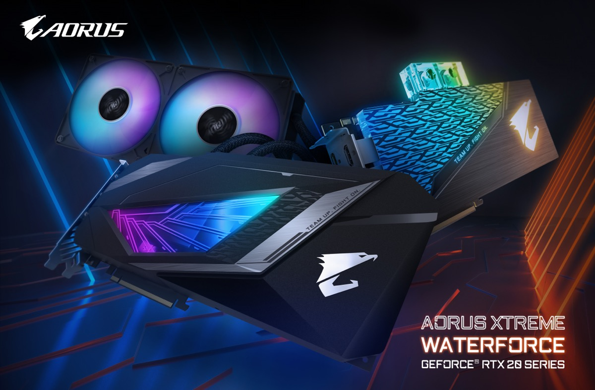 GIGABYTE AORUS GeForce RTX 20 Series