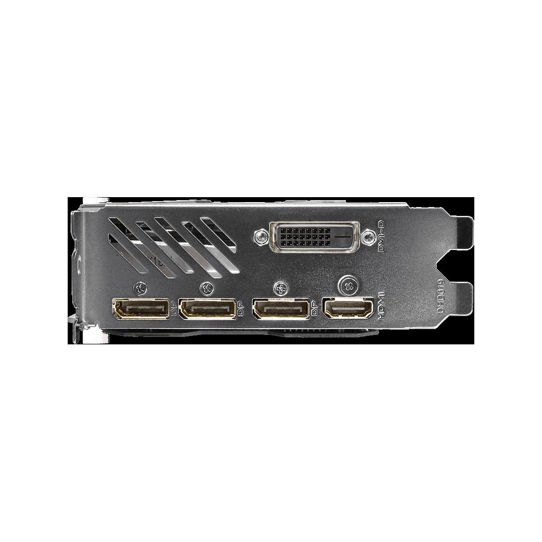 GIGABYTE GV-N1060WF3OC-6GD Port