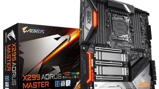 X299 AORUS Master