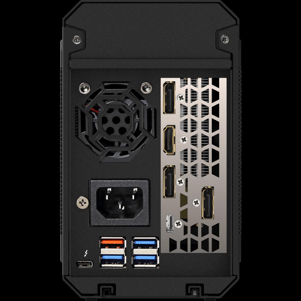 AORUS RTX 2070 Gaming Box Port