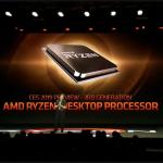 AMD、7nmプロセスの第3世代「Ryzen」を発表