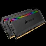 Corsair、最高4,800MHz駆動のメモリ「DOMINATOR PLATINUM RGB DDR4」を発表