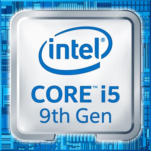 Intel Core i5 9th Gen Logo
