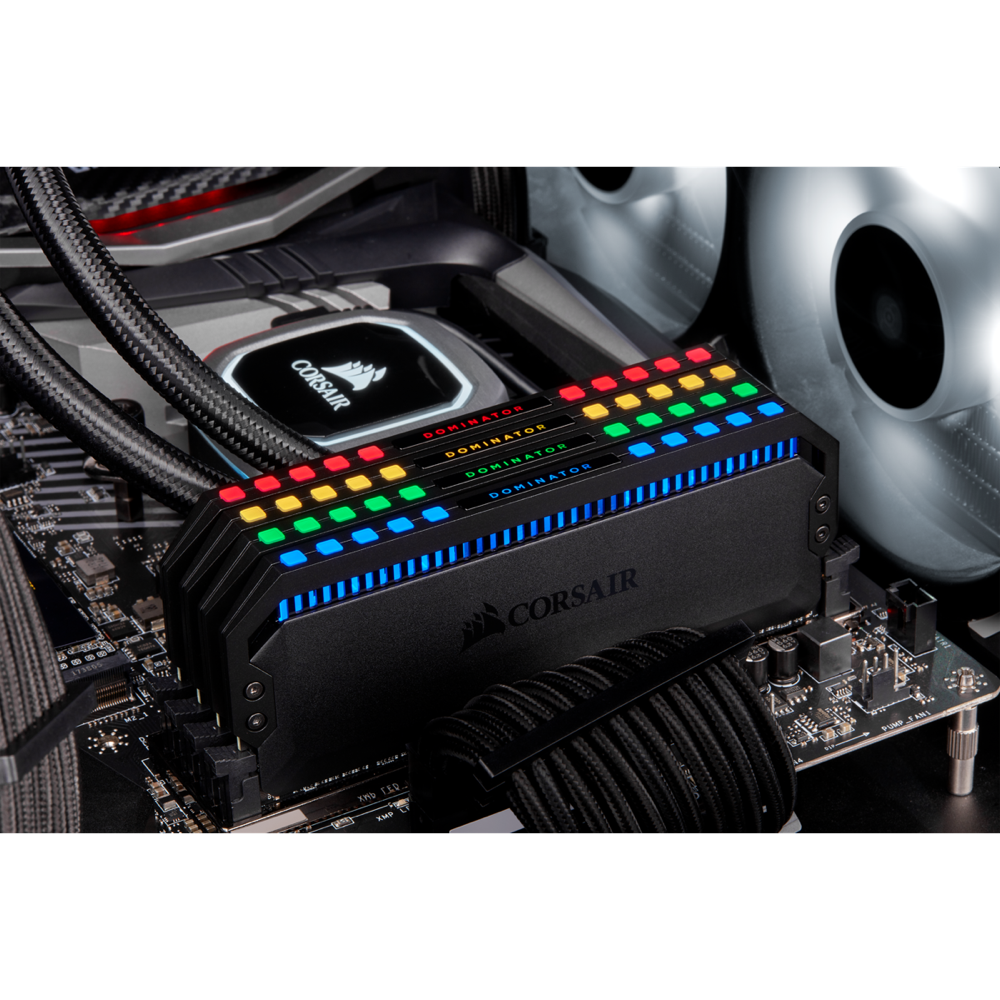DOMINATOR PLATINUM RGB DDR4 CAPELLIX LED