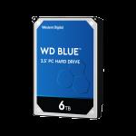 WD、256MBキャッシュ搭載 6TB HDD「WD60EZAZ」発売