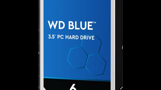 WesternDigital Blue WD60EZAZ