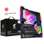 5.1GHz駆動CPUが付属するGIGABYTE Z390 AORUS XTREME WATERFORCE 5G発表