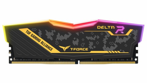 T-FORCE DELTA TUF Gaming RGB DDR4