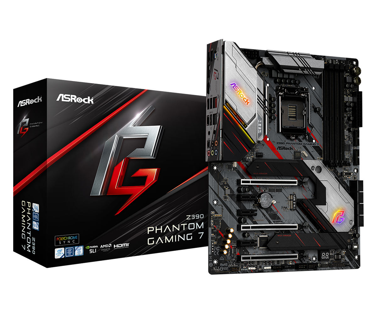 Z390 Phantom Gaming 7