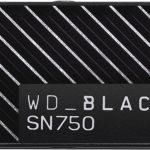 WD BLACKシリーズ NVMe M.2 SSD ヒートシンクモデルが発売