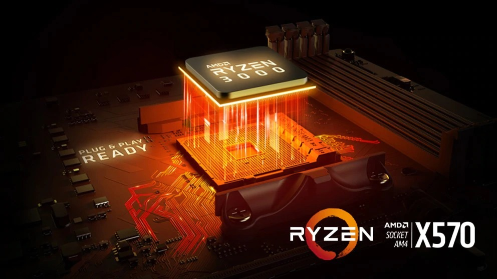 Ryzen 3000シリーズ