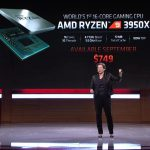 AMD、第3世代Ryzen、16コア/32スレッド「Ryzen 9 3950X」を発表