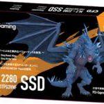 CFD、5GB/sのPCI-Express4.0(x4)接続のSSD「PG3VNF」シリーズを発表