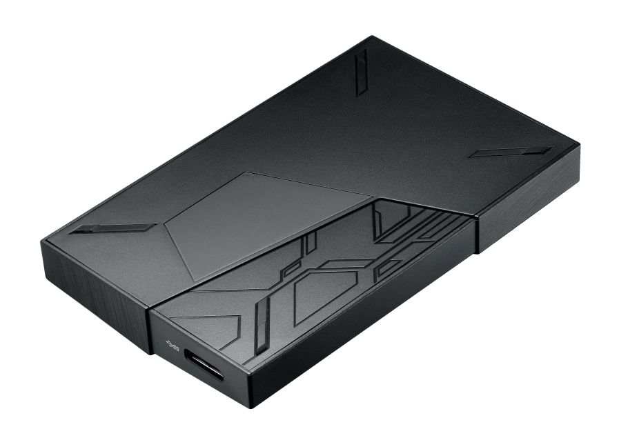 ASUS FX HDD Back