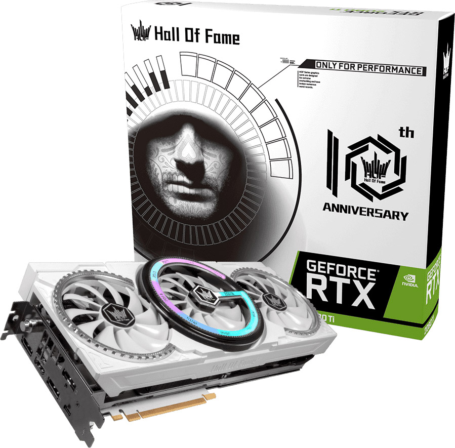 GK-RTX2080Ti-HOF 10th AE
