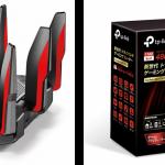Wi-Fi6対応のゲーミングルーター「Archer AX11000」がTP-Linkより発売