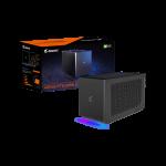 GIGABYTE、水冷式外付けGPU BOX 「GV-N208TIXEB-11GC」を発売