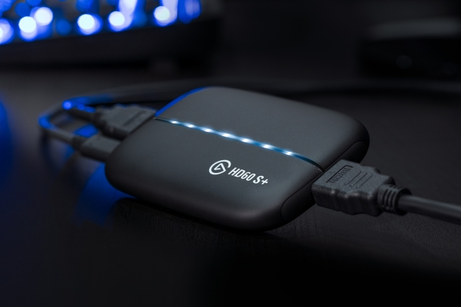 Game Capture HD60 S+