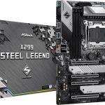 X299チップセット搭載のマザーボード「X299 Steel Legend」が「シー・エフ・デー販売」から発売