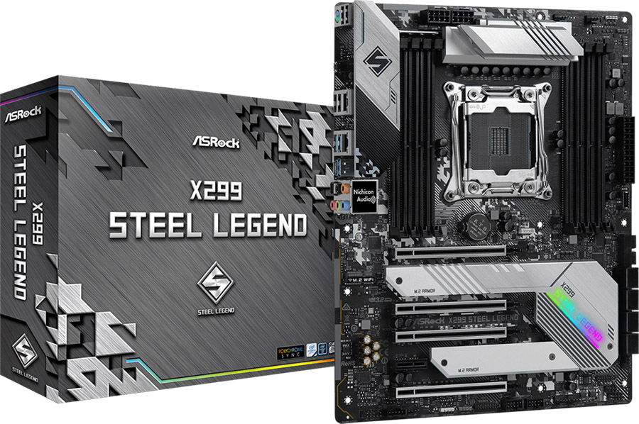 X299 Steel Legend