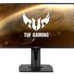 IPSパネル採用のゲーミングディスプレイ「TUF Gaming VG259Q」がASUS JAPANより発売