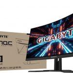 GIGABYTEから27インチ1500Rのゲーミングディスプレイ2モデルが発売