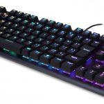 銀軸のゲーミングキーボード「Frontier KB-E3S」が発売中