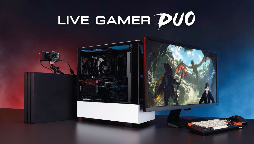 Live Gamer DUO